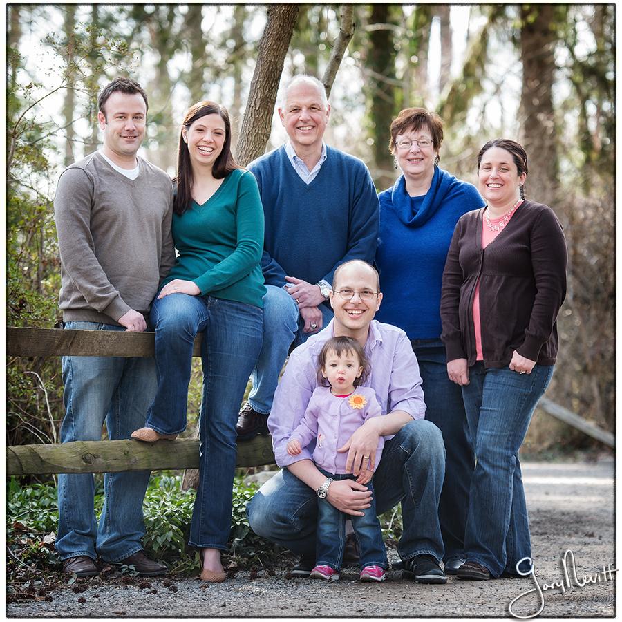 NJ Engagement Family Portrait - Sell - Gary Nevitt Photography-1017