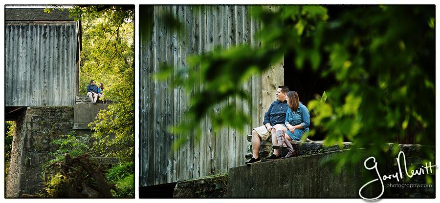 Bucks County Engagement Tyler State Park - Gary Nevitt Photography - Davis - 1043