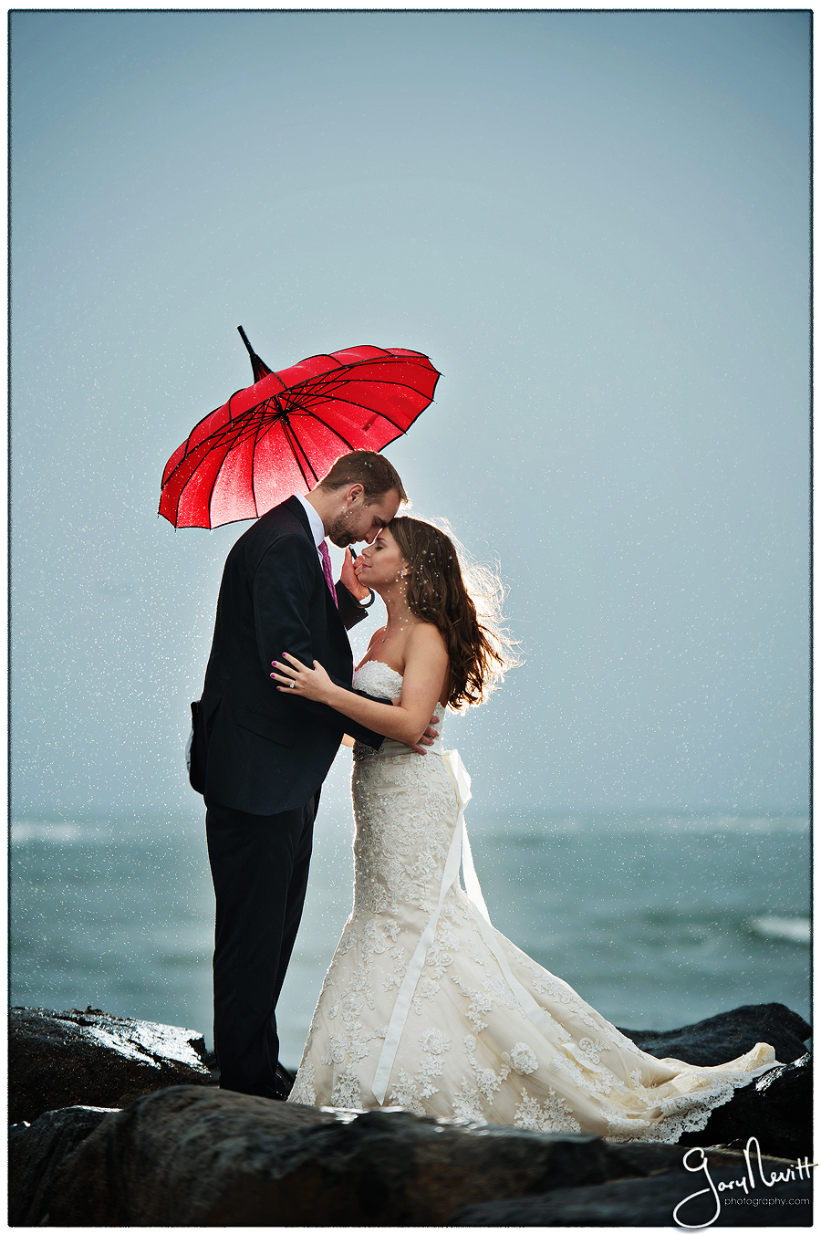 Beach Wedding Portraits - Doyle - NJ - Shore -Gary-Nevitt-Photography1011